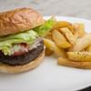 ベルツリーカフェ - 料理写真:ハンバーガー