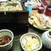一翔 - 料理写真:野菜天大もりそば