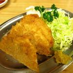 丸大ホール - ハムフライ450円