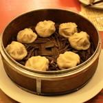 シリンゴル - 小ボーズ(6個735円)モンゴル風小籠包