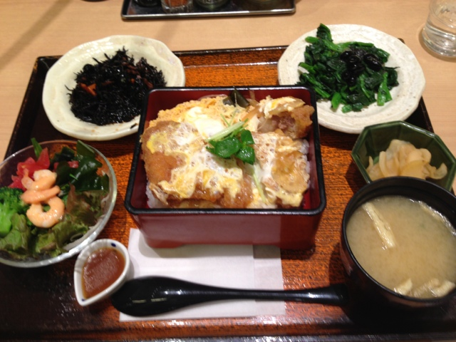 大戸屋  イオンモール北戸田店