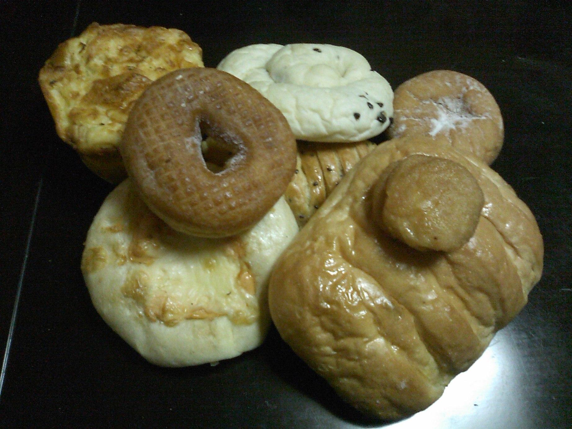 パン工場 ビッグ萩店
