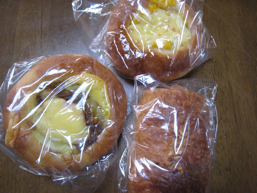 ひげのパン屋さん ボナペティ
