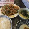 弘龍 - 料理写真:青椒肉絲(ランチ)