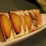 おず smoked和taste - いぶりがっことスモークチーズ
