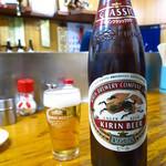 大番 - ビール大(530円)
