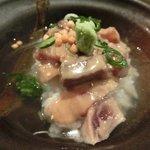 18045251 - 海鮮胡麻茶漬け 980円 の海鮮胡麻茶漬け