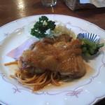 洋食の店 アラカルト - チキンソテー