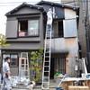 なんてんcafe - 外観写真:リニューアル工事中の様子。古い家も手入れすれば立派になりますよ。