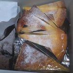 アドマーニ(北本) - チーズ黒ゴマタルト
