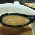18069059 - つけ麺のスープ