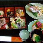 咲花野 - 料理写真:お祝い弁当 ¥5000