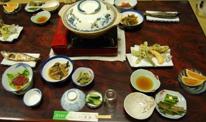 会津西山温泉 旅館新湯
