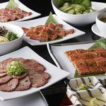 桔梗苑 - 料理写真:◆コース料理は2名様より承ります。4,000円からご用意しております♪