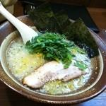岩本屋 - 塩ラーメン