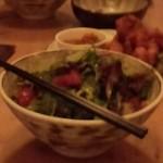 ハナビ - サラダ