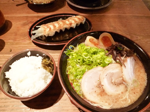 長浜ラーメン 和歌山本店