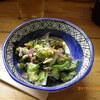 串かつ うちわや - 料理写真:突き出し 酢の物