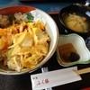 ふく膳 - 料理写真:海鮮とじ煮丼
