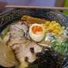 月家 - 料理写真:とんこつ醤油チャーシュー麺  1000円