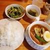 DOUGH - 料理写真:スープカレー(ランチ)