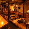 炭火焼肉 貴仙 - 内観写真:店内は広々としたお座敷を完備。ゆったりと楽しめます。
