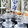 KIN no HASHI 日本料理 - 料理写真:北海道では希少な日本酒を取り揃えております。