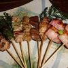 八庄屋 - 料理写真:焼鳥盛合わせ