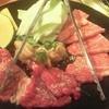 太平楽 - 料理写真:太平楽ランチ\1200のお肉。これにサラダ、ビビンバなど付きます