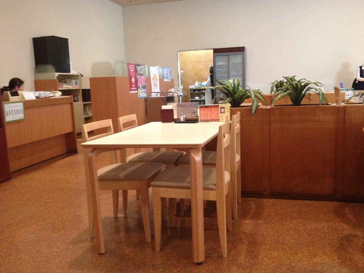愛知県議会議事堂喫茶