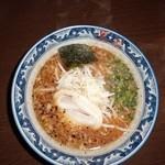 麺屋 黒船 - 味噌麺 650円