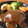 桂木4丁目レストラン - 料理写真:ハンバーグステーキ