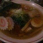 本町ロマンス - なかなか美味しい中華そば