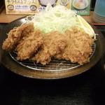 チキン亭 - ひれかつ