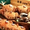 浜商 - 料理写真:オホーツク枝幸町より 水揚げ日本一の毛ガニ