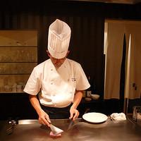 ■極上神戸ビーフ鉄板焼きランチ3600円■