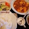 四川チャイナ - 料理写真:マーボー豆腐定食