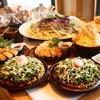 お好み焼 鉄板焼 つる次郎 - 料理写真:飲み放題込¥3500の宴会コース