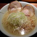 俺ん家゛ - 2013/03/18 塩ラーメン