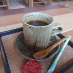 あさむらいちご園 - ホットコーヒー\350