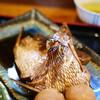 八角 - 料理写真:鯛のカマ煮