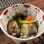 くいどうらく - 酢牡蛎