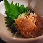 Shin‐和 dining - 梅水晶