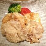 赤坂 ざんまい - 鶏肉の唐揚げ