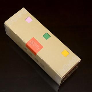 柿の種専門店 かきたねキッチン - 料理写真:キューブ 3箱 詰め合わせ