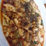 18252186 - 麻婆豆腐。絶品!