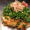 広島屋 - 料理写真:肉玉そばイカ天ねぎ増し