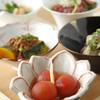 菜な - 料理写真:12種類のおばんざいの中から3点・5点をチョイス。