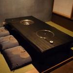 海物焼 新島水産 - ☆2階奥の個室席も雰囲気◎☆