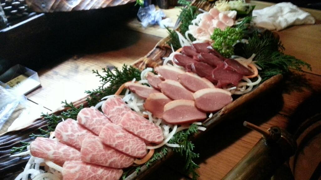 肉道楽 さか井